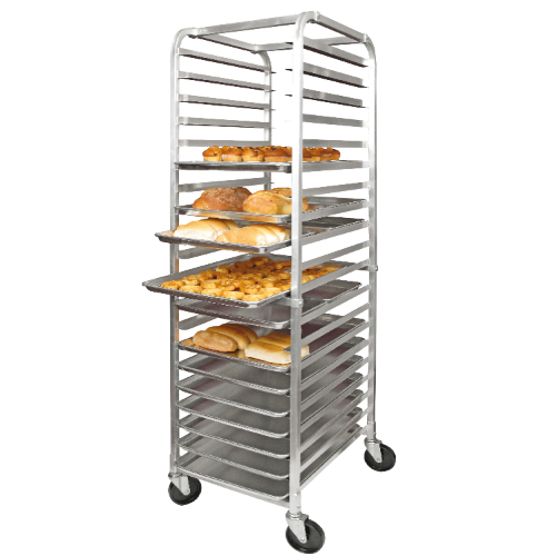 20 Tier Aluminum Pan Rack
