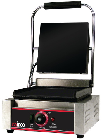 Electric Sandwich Grill w/ Single 14