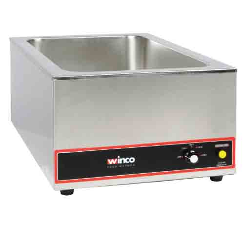 Electric Food Warmer, 6 Gallon Capacity and Heavy-duty