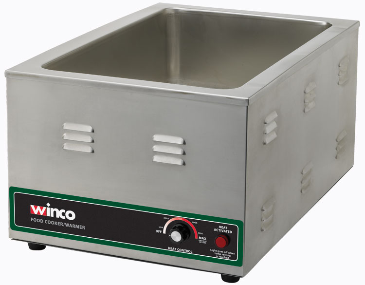 Electric Food Cooker/ Warmer, 1500W