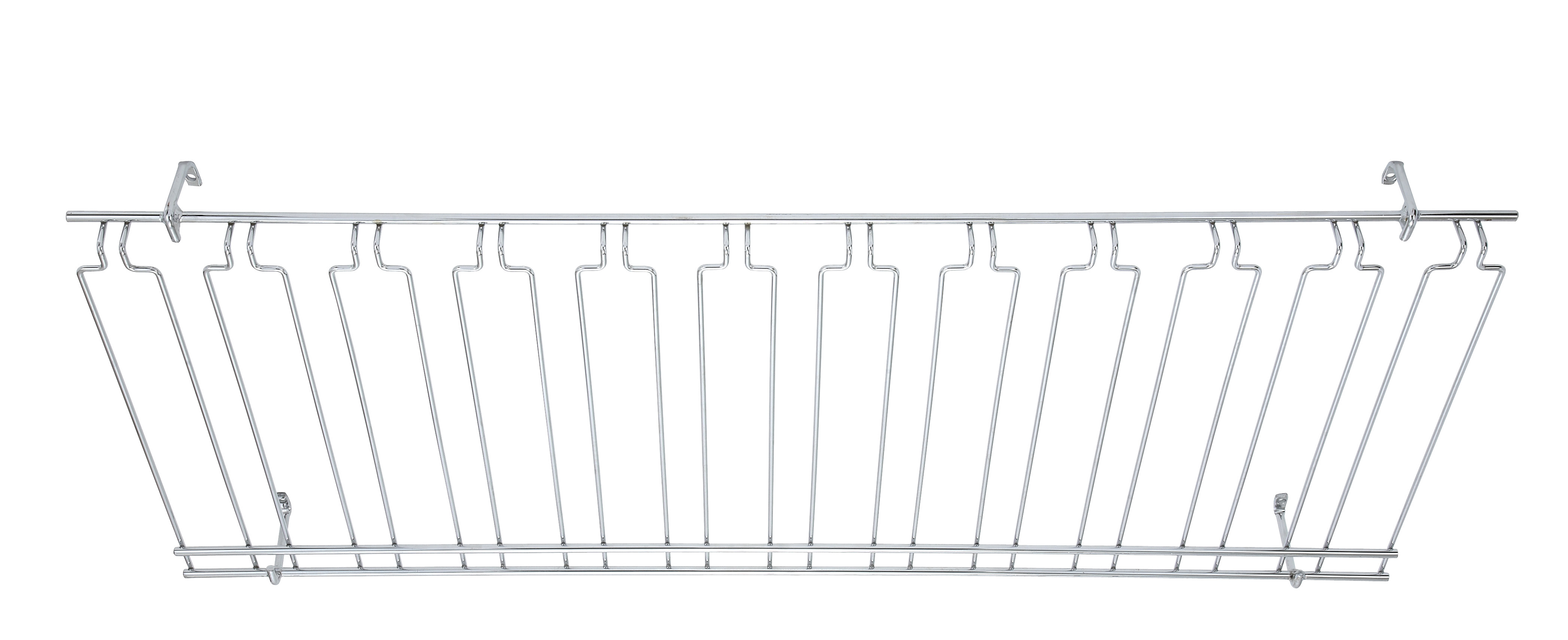Overhead Glass Rack, 18